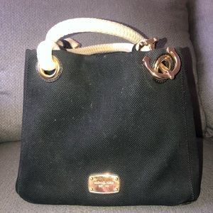 Michael Kors Marina Canvas Grab Bag